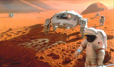 Manned-mission-mars-illustration