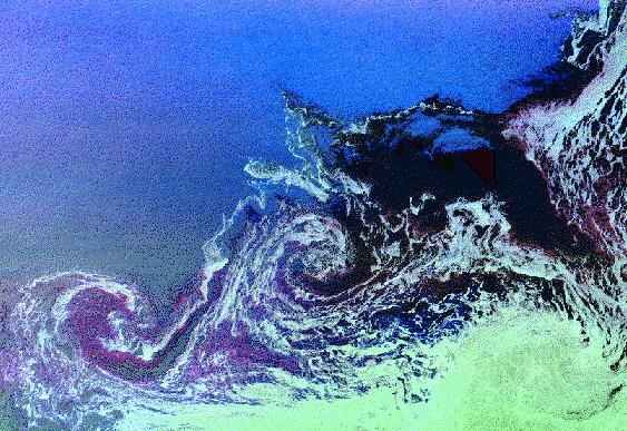Ocean eddies