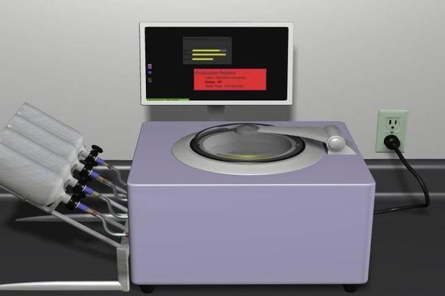 Nanofactory